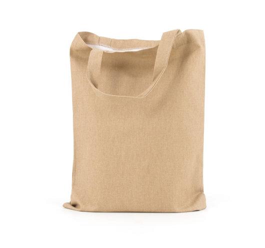 Pamućna vrećica u bež boji