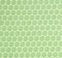 Bež tkanina s motivom zelenih cvjetića.