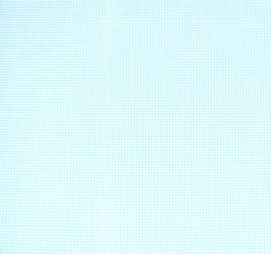 Tkanina kariranog plavo-bijelog dezena.