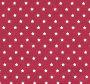 Dezen božićne bordo tkanine stiskanim bijelim zvjezdicama