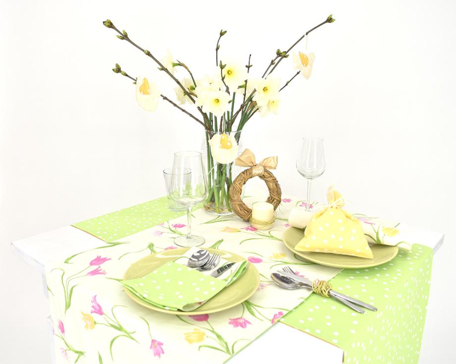 izradite dekoracije za vaš dom od tkanina i tekstilnih materijala